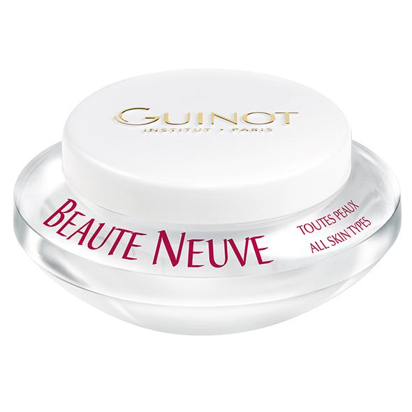guinot beaute neuve voor alle huid types