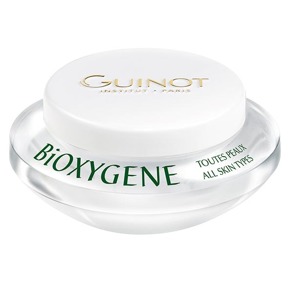 guinot bioxygene voor alle huid types