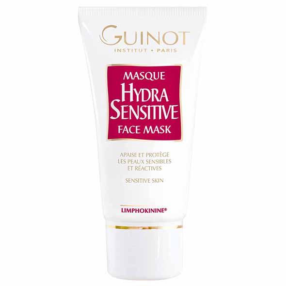 guinot gezichtsmasker gevoelige huid