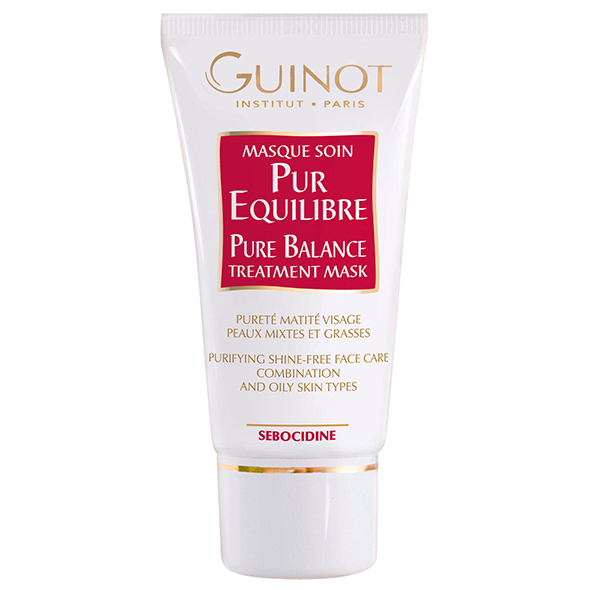 guinot treatment mask pure balance