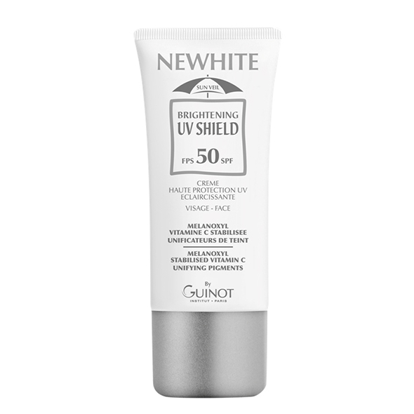 guinot newhite uv shield 50 spf