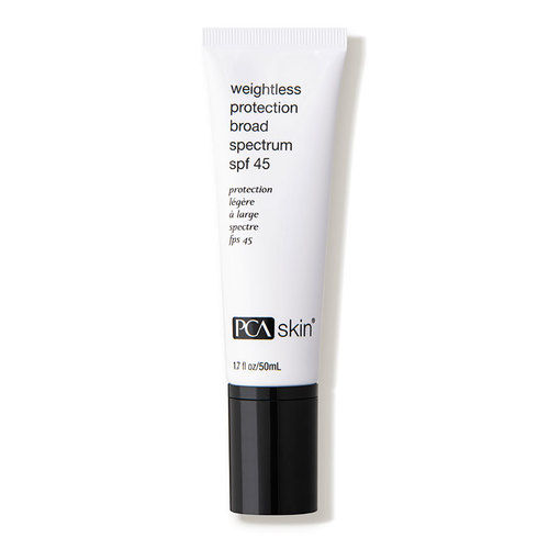 Weightless Protection SPF 45